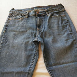 Old Navy Women Sweetheart 8 Denim Jeans Classic